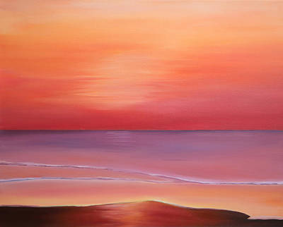 Painting - Serenity by Elizabeth Lock