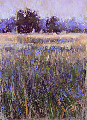 Painting - Serenity In Blue by Susan Jenkins