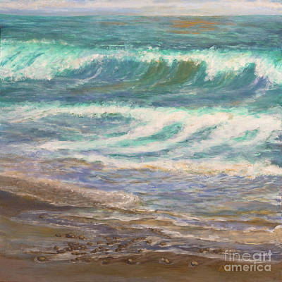 Painting - Serenity Symphony by Darla Nyren