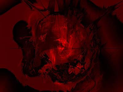 Digital Art - Servants In The Fire by Jeff Iverson