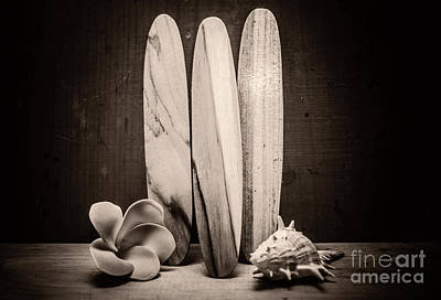 Jolly Old Saint Nick - Seventies surfing by Jorgo Photography - Wall Art Gallery