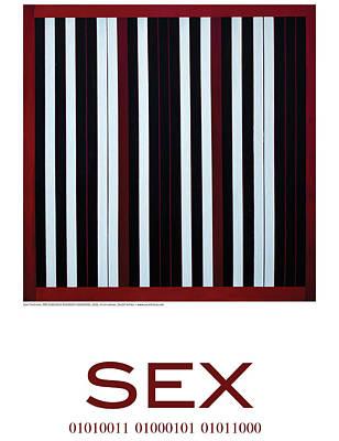 Photograph - Sex by Juan Contreras