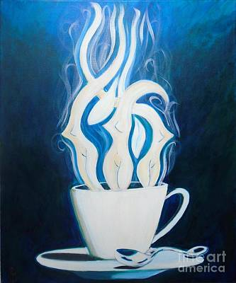 Painting - Sexy Java by John Lyes
