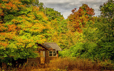 Photograph - Shack At Stateline by Jorge Perez - BlueBeardImagery