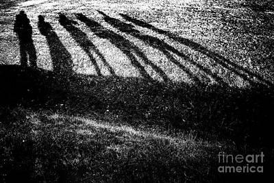 Photograph - Shadow #1138 by Andrey Godyaykin
