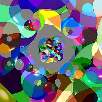Digital Art - Shamponsor by Andrew Kotlinski