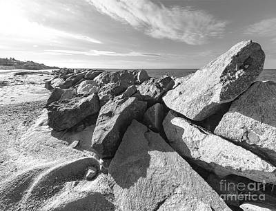Photograph - Shapes By The Sea by Michelle Constantine
