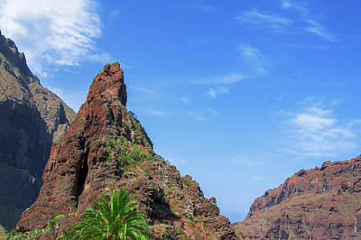 Photograph - Sharp Rock In Masca by Sun Travels