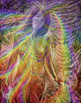 Painting - She Rocks by Jeremy Robinson
