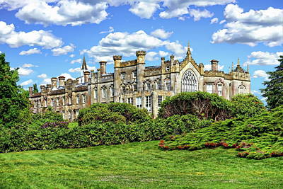 Photograph - Sheffield Park House by Anthony Dezenzio