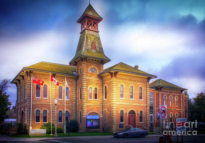 Have A Cupcake - Shelburne Town Hall by Robert Alsop