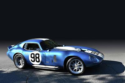Photograph - Shelbys Daytona Coupe by Bill Dutting