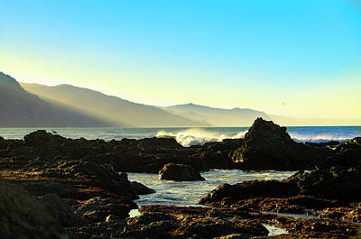 Photograph - Shelter Cove - Peaceful Morning by Bill Cannon