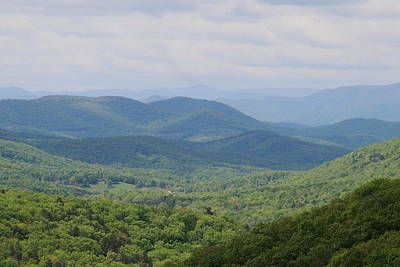 Photograph - Shenandoah National Park 3288 by John Moyer