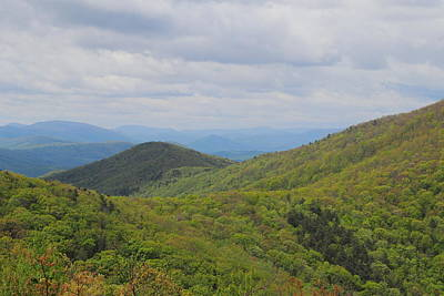 Photograph - Shenandoah National Park 3293 by John Moyer