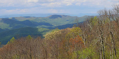 Photograph - Shenandoah National Park 3454 by John Moyer