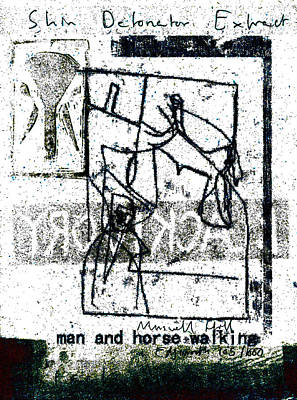 Relief - Shin Detonator Book Dada Page 105r1 by Artist Dot
