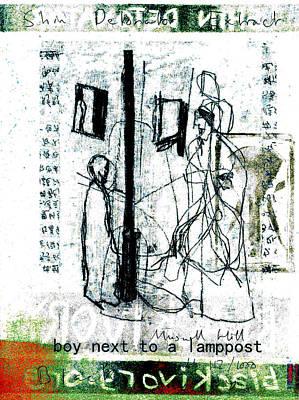 Relief - Shin Detonator Book Dada Page 112r1 by Artist Dot