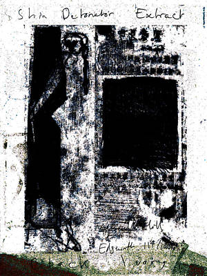 Relief - Shin Detonator Book Dada Page 114r1 by Artist Dot