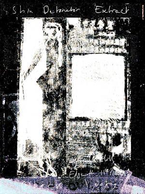 Relief - Shin Detonator Book Dada Page 114r2 by Artist Dot