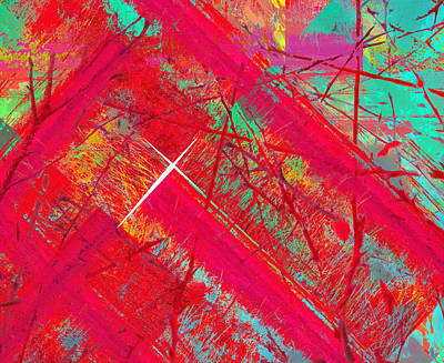 Digital Art - Shineth by Payet Emmanuel