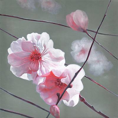 Painting - Shining Start by Helen White