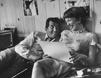 Photograph - Shirley Maclainedean Martin by Allan Grant