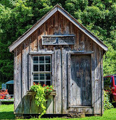 Photograph - Shoemaker Hut by Jonny D