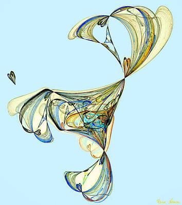 Digital Art - Shoo Fly by Rein Nomm
