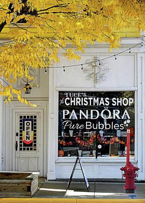 Photograph - Shop Local by Kathi Mirto
