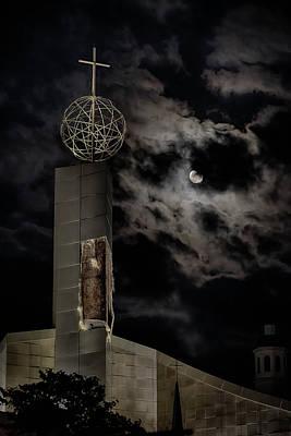 Photograph - Shrine Of The Holy Spirit, Branson, Mo by David Mohn
