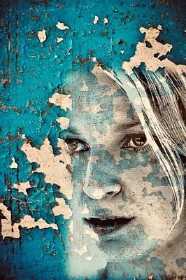 Digital Art - Sia by Jayime Jean