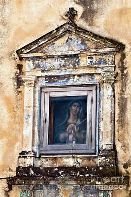Photograph - Sicilian Madonna Sound by Silva Wischeropp