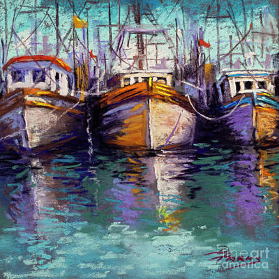 Painting - Side By Side by Dianne Parks