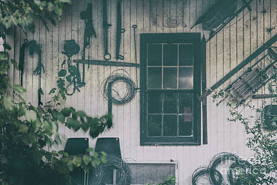 Photograph - Side Porch Blues by Dale Powell