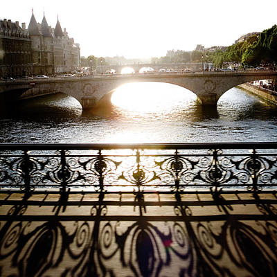Photograph - Sightseeing N Paris by Photo By Tanman