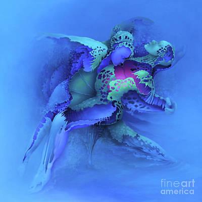 Painting - Silence by Symona Colina