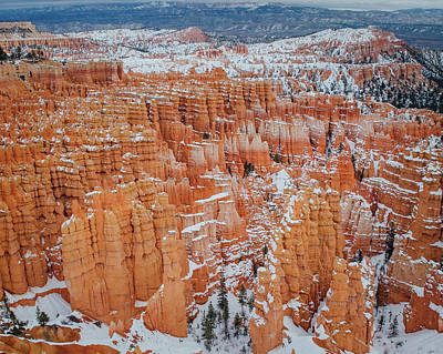 Amy Weiss - Silent City, Bryce Canyon National Park, Utah by Jeff Rose