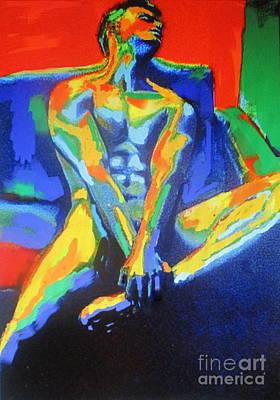 Painting - Silent Mood by Helena Wierzbicki