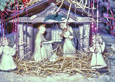 Photograph - Silent Night Holy Night by JAMART Photography