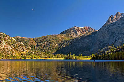 Photograph - Silver Lake Mammoth California by Waterdancer