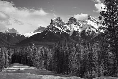 Photograph - Silvertip  by Keith Boone