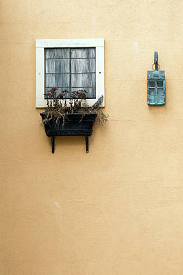 Photograph - Simplicity Wall by Karol Livote