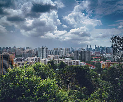 Photograph - Singapore Views by Nisah Cheatham