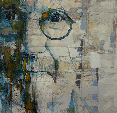 Mixed Media - Sir Billy Connolly  by Paul Lovering