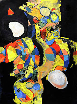 Painting - Sir Future by Mark Jordan
