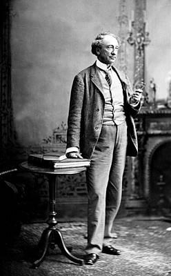 Photograph - Sir John A Macdonald 4 by Andrew Fare