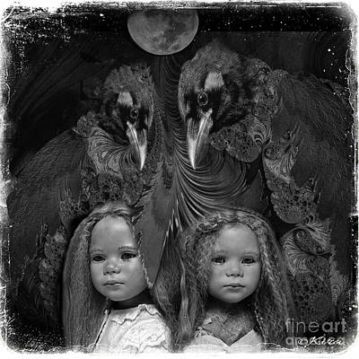 Photograph - Sires Of Sorrow by Kira Bodensted