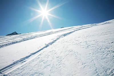 Photograph - Ski Resort by Yulkapopkova