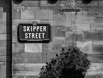 Photograph - Skipper Street by Jim Orr